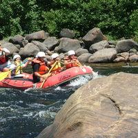 Rafting de plaisance