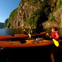 Festival de la chanson Tadoussac en Kayak