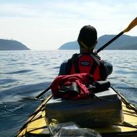 Initiation matinale en kayak de mer