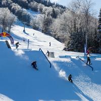Ski La Réserve Saint-Donat
