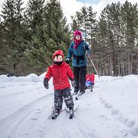 Activités hivernales Chalets Lanaudière