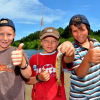 Pêche en étang_Ferme5etoiles