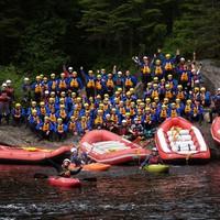 Rafting de groupe