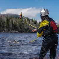 Sauvetage en eau vive