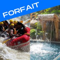Raft et Spa